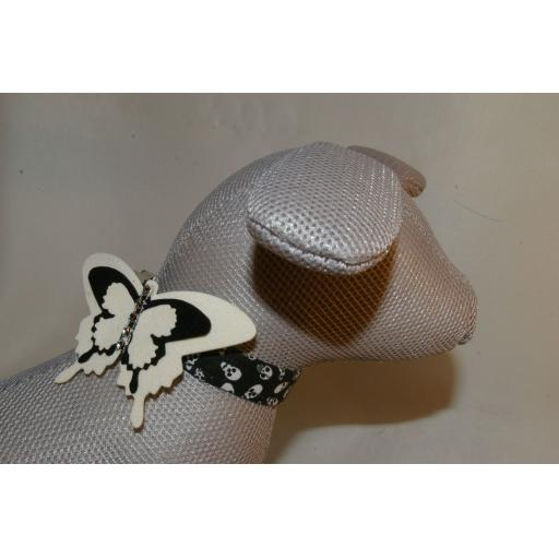 Butterfly Collar Slider
