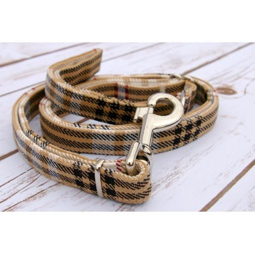 Burberry Plaid Lead