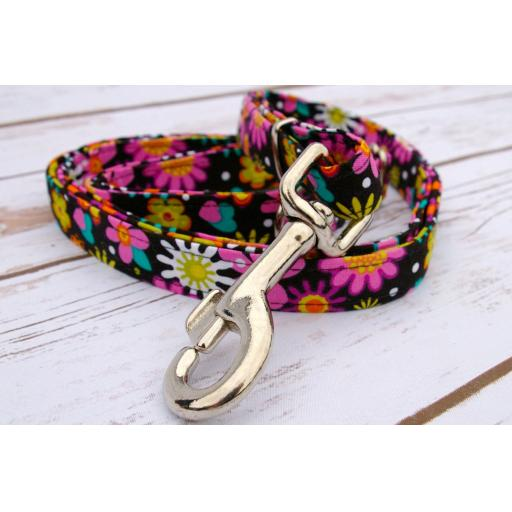 60'S Retro Flower Power Lead