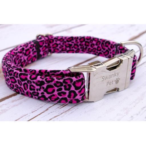 Wild Pink Leopard