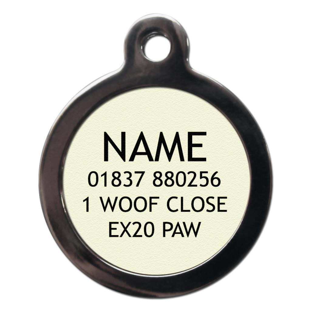 What does a designer dog collar say about you?