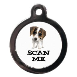 Scan Me Jack Russell