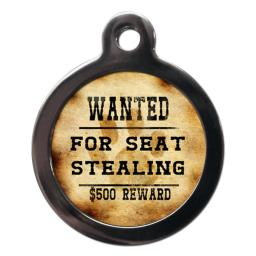 Wanted For Seat Stealing