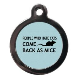 Blue People Who Cat Tags