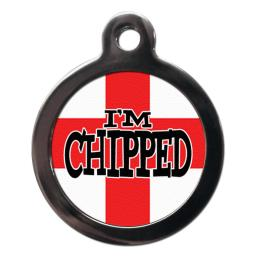 I'm Chipped St George Flag