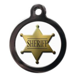 Sheriff Collar