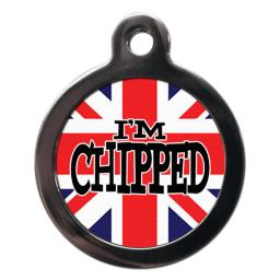 I'm Chipped Union Jack