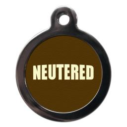Neutered Dog