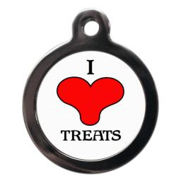 I Love Treats Pet