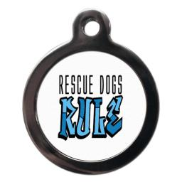 Rescue Dogs Tags
