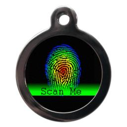 Scan Me Fingerprint