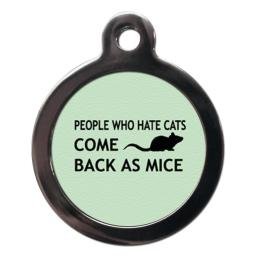 Green People Who Cat Tags