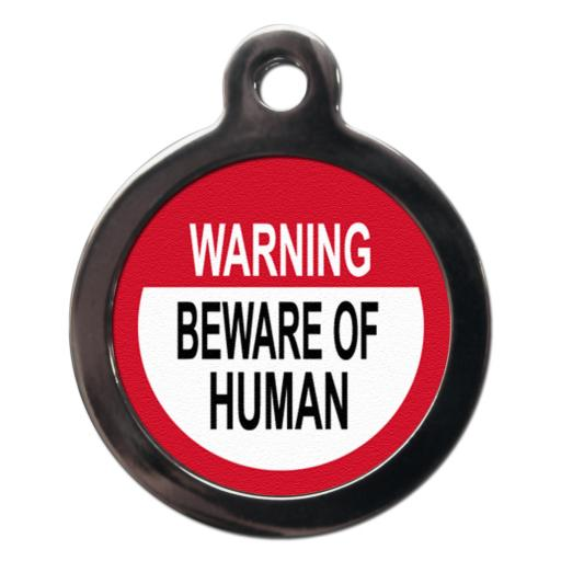 Beware Of Human 1