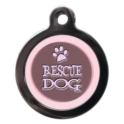Pink Rescue Tags