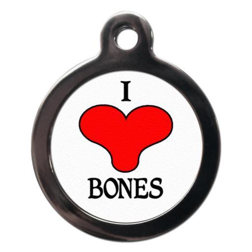 Cute I Love Bones