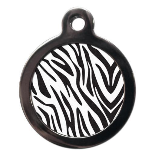 Zebra Print Dog