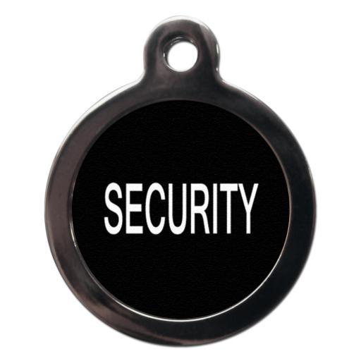 Security 1 Dog