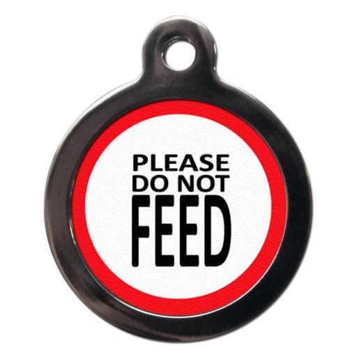 Please Do Not Feed Tags