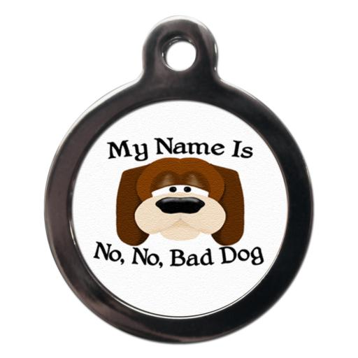 My Name Is No, No Bad Dog