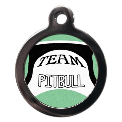 Cute & Fun Team Pitbull