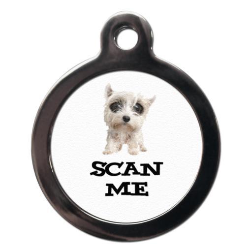 Scan Me Westie