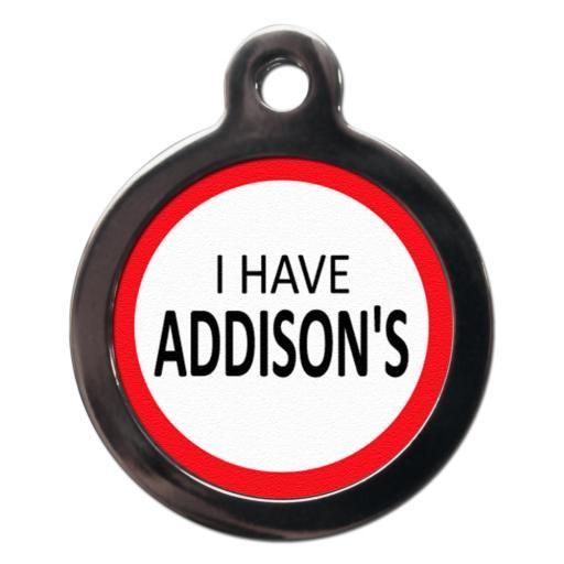I Have Addison's
