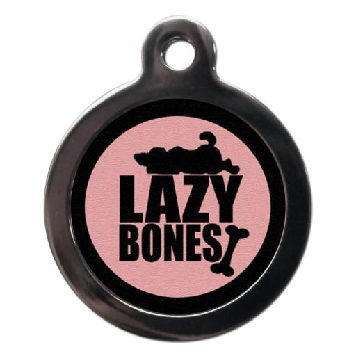 Pink Lazy Bones
