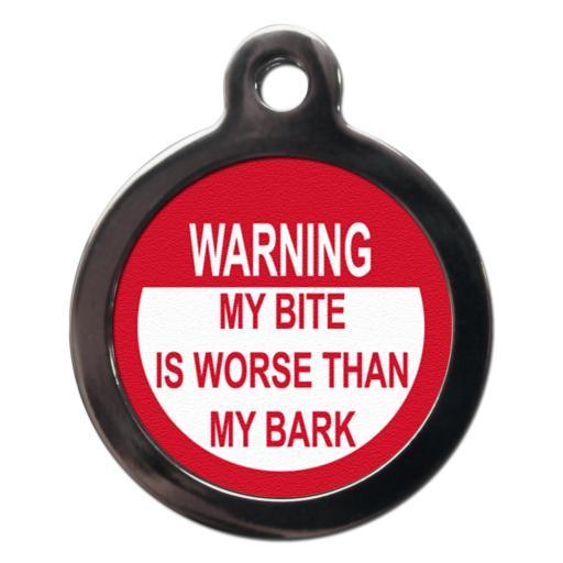 Bite Worse Than Bark