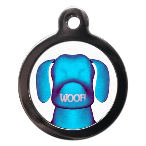 Blue Woof