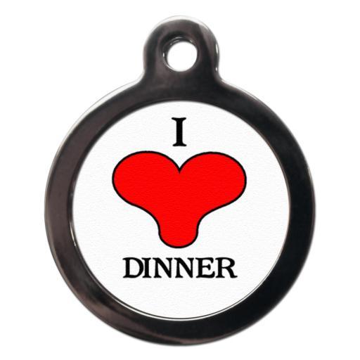 I Love Dinner Dog