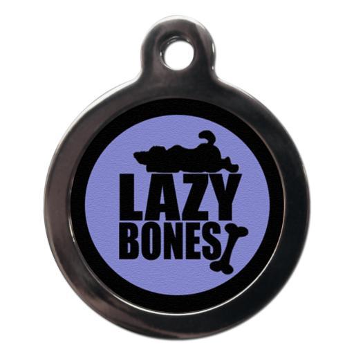Purple Lazy Bones
