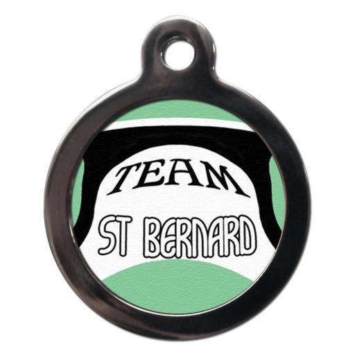 Team St Bernard For Pets